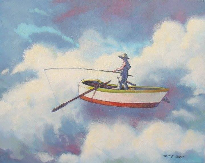 Skyboat Fisherman